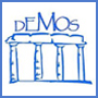 Logo asociación Demos
