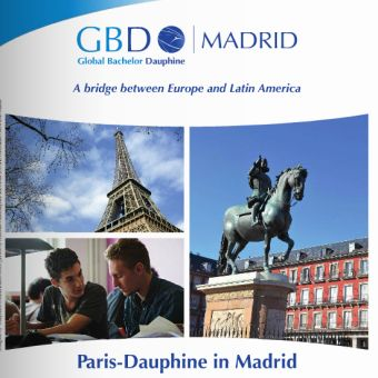 Global Bachelor Dauphine - Madrid