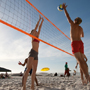 volley playa