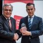 Juan Manuel Moreno, Gerente de la UC3M, recibe el premio Gold TUI