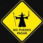 NO PUEDES PASAR