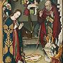 Trçiptico Nacimiento Jesús