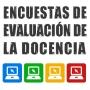 Encuestas evaluación de la docencia