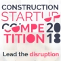 Construction starup competition 2018