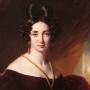 Mujer elegante Museo Romanticismo