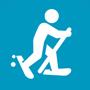Raquetas esqui