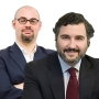 Iván Martin (Magallanes Value) y Unai Ansejo (Indexa Capital)